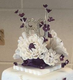 Sugar Flowers, Crown, Jewelry, Corona, Jewels, Schmuck, Jewerly, Jewelery, Jewlery
