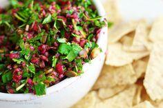 Cranberry Salsa Recipe