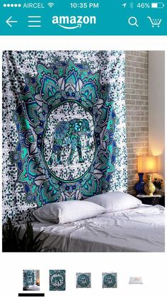 59 x 51 Dope Hippie Tapestry for Bedroom Living Room Dorm BLACK ACORN Psychedelic Mandala Tapestry Multicolor Abstract Bohemian Wall Hanging for Home D/écor