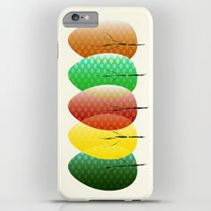 Love Nature. Love Trees iPhone & iPod Case by Miss L In Art | Society6 #gogreen #thinkgreen #reuse #lovenature