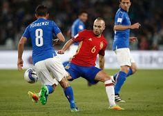 Blog Esportivo do Suíço: Buffon falha feio, mas pênalti de Sergio Ramos salva Itália de derrota