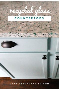 We Have Counter Tops  All Of The Details Of Our Recycled Glass Counter Tops