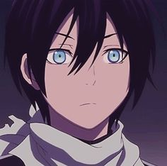 Yato, your face is too cute