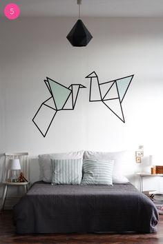 10 proyectos para darle vida a tus paredes - Depto51 - Depto51