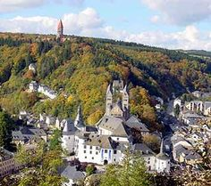 Clervaux, Luxembourg.