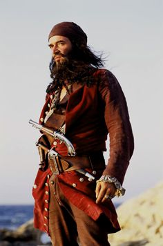 James Purefoy as Blackbeard