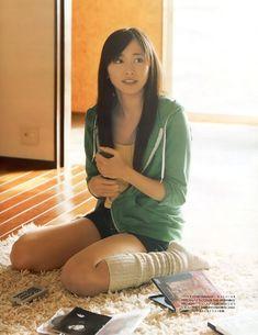 暇人/(^o^)\速報: 【画像あり】新垣結衣17歳の秘蔵映像がぐうエロ