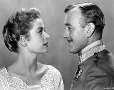 transcendfinejewellery.com The Swan is charming, tender, romantic, funny and a delight to watch. This film stars Grace Kelly, Alec Guinness and Louis Jourdan. It's an interesting role for Ms. Kelly who was soon to become Princess Grace of Monaco.