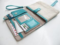 Lovely tablet case from Etsy...