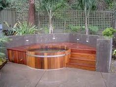 1000 images about courtyard ideas on pinterest for Courtyard designs with spa