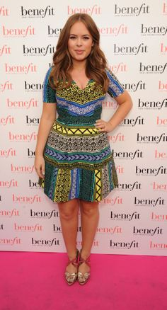 The gorgeous Tanya Burr #gabbishead