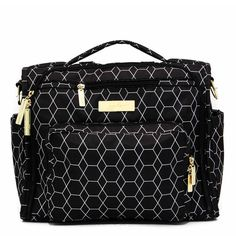 JuJuBe BFF Convertible Diaper Bag - The Countess