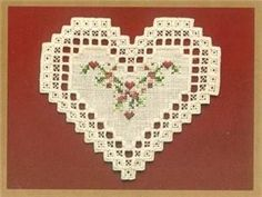 Christmas in my Heart 1993 (CP93) Embroidery Patterns by Cross N Patch