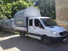 Odvoz nádrží na dešťovou vodu Van, Trucks, Vehicles, Truck, Car, Vans, Vehicle, Vans Outfit, Tools