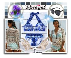 """""""ROSEGAL 18 / I"""" by ozil1982 ❤ liked on Polyvore"""