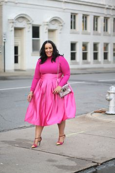 3 Plus Size Valentines Day Looks | 3 Date Night Looks