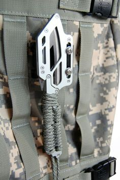 Great MOLLE Compatible and Angle Adjusts in 45 Degree Increments - for more info visit http://www.montiegear.com - Helle knives