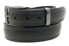 "Orion Leather 1 1//4/"" Black Latigo Leather Belt Women Hip Or Waist Large Buckle"