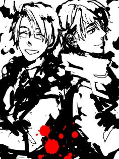 The Cold War set by水沢/腐…  - Hetalia -  America / Russia