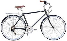 XDS Captain City-Seven Men's Cruiser Bike - Black >>> You can get more details by clicking on the image.