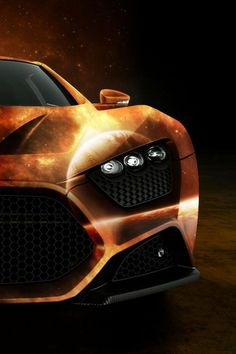 Awesome Rustic Zenvo ST1 Effect