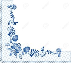 Background With Ornament Gzhel Royalty Free Cliparts, Vectors, And Stock Illustration. Pic 31075520.