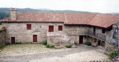 Pazo de Trasouteiro Conservation Architecture, Spain, Garage Doors, Traditional, House Styles, Outdoor Decor, Home Decor, Elopements, Santiago De Compostela