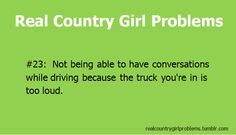 Or you have your country music up too loud and a good song comes on Real Country Girls, Country Strong, Country Life, Country Style, Horse Girl Problems, Country Girl Problems, Country Song Lyrics, Country Music Quotes, Music Lyrics
