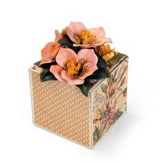 Helleborus Crocus Gift Box by Susan Tierney-Cockburn - Scrapbook.com