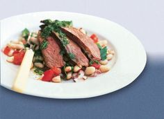 Lamb with White Beans (Low GI)