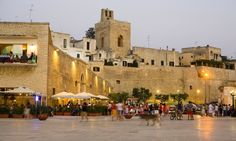 Old Town, Otranto, Lecce Province, Puglia Places In Europe, Places To Travel, Places To Visit, Positano, Amalfi, Costa, Marine Reserves, Harper's Bazaar, Tourist Trap