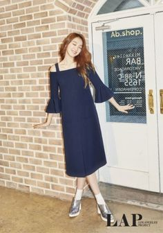 Lee Sung Kyung Rocks Spring Fashion in Sexy Pictorial | Koogle TV