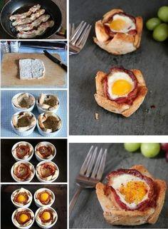 DIY-Bacon-Egg-Bread-Cup