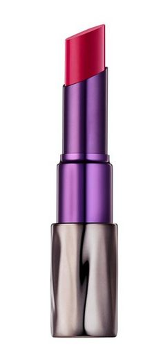 "for the perfect Girl's Night Out lip try, ""Catfight"" by Urban Decay"
