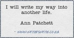 Writing your way to another life   https://www.facebook.com/photo.php?fbid=641174289243229