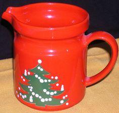 vintage WAECHTERSBACH holiday beverage by charlottesWONDERweb, $32.00