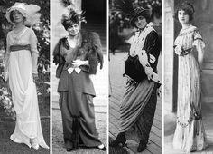 стиль 10-х годов 20 века в одежде женщины фото: 19 тыс изображений найдено в Яндекс.Картинках