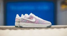 Easter Vibes On The Nike Flyknit Air Force 1 Low