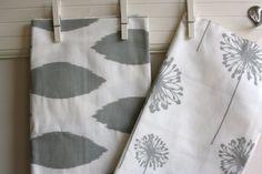 Storm Grey Duo Home Decor Scrap Bag