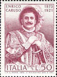 Centenario della nascita di Enrico Caruso