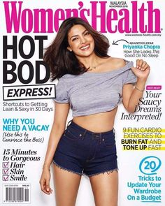 Here's the desi girl Priyanka Chopra on the cover of Women's Health. November 2016 Issue.  #PriyankaChopra #WomensHealth #magazinecover #bollywoodmagazines #celebritymagazine #magazine #magazineshoot #covershoot #photooftheday #celebrity #photoshoot #boll http://women-health-tips.us