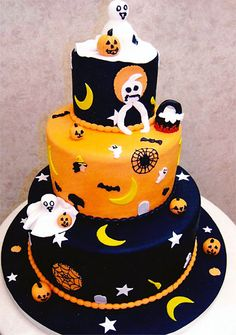 Photo Slideshow: Halloween Cakes: Cake Boss: TLChttp://tlc.howstuffworks.com/tv/cake-boss/buddys-halloween-cakes-pictures4.htm