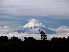 Volcan Osorno  <3 Chile