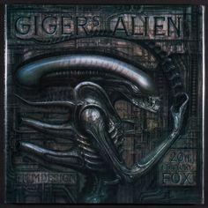 Giger Alien Book