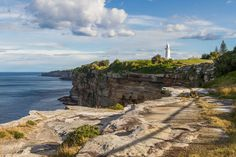 Lighthouse Reserve, Watsons Bay, Sydney jigsaw puzzle in Great Sightings puzzles on TheJigsawPuzzles.com