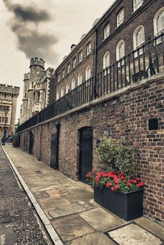 Tower of London, England - #JetsetterCurator