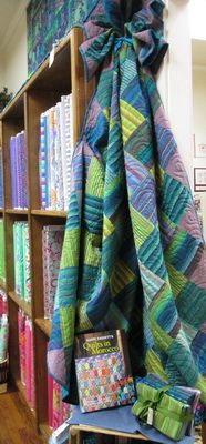 Kaffe Kit from Quilts in Morocco