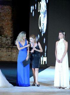 THE LOOK OF THE YEAR - Lead Jessica Polsky -  Couture La Via della Seta Stylist Francesca Paternò