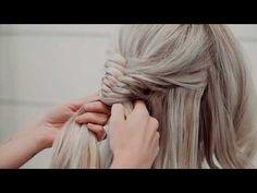 (78) HABIT Tutorial 2 Boho Braid - YouTube