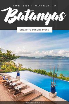 Escape the bustle of Manila and enjoy greener landscapes and pristine white beaches by staying in one of these best hotels in Batangas! // #Hostel #BudgetTravel #LuxuryTravel Magical Vacations Travel, Vacation Trips, Wanderlust Travel, Asia Travel, Travel Pics, Beautiful Hotels, Beautiful Places To Visit, Beach Hotels, Hotels And Resorts